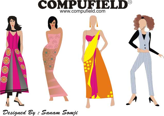 Diploma certificate courses in computer based fashion Online clothing design software