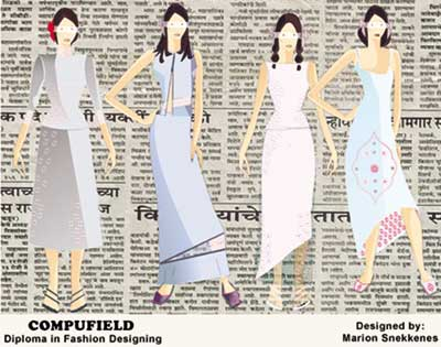 fashion design coursework