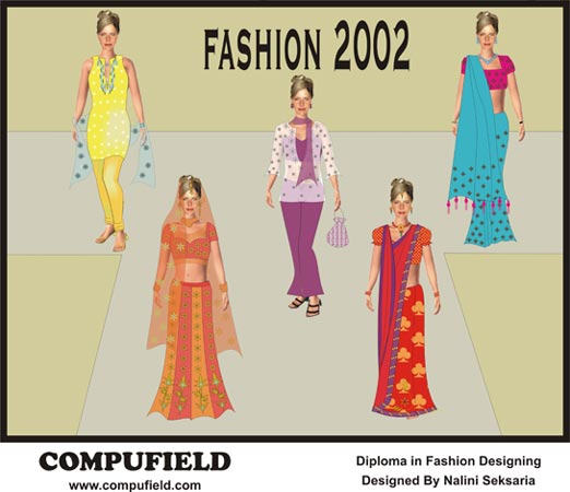 Online classes costumes patterns fashion illustration Fashion designing course subjects